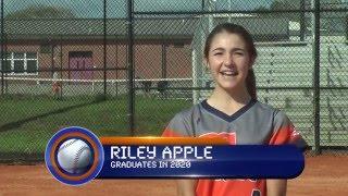 Riley Apple - Fastpitch Softball Skills - Class of 2020