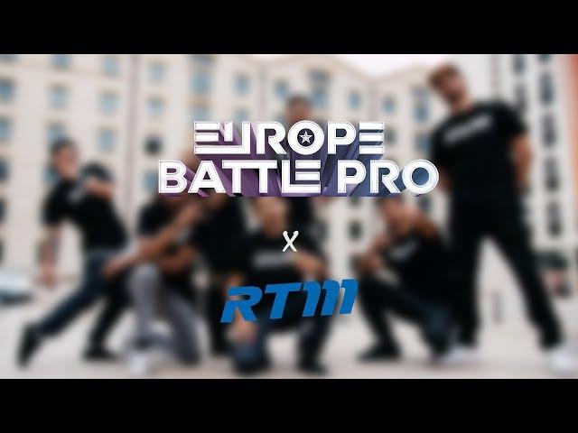 RTM x Euro Battle Pro