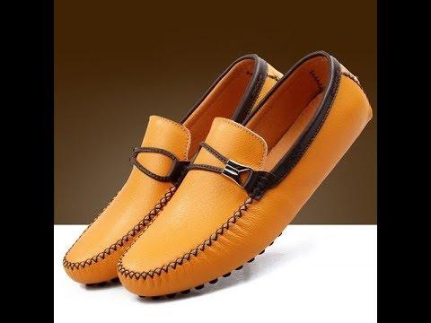5429f2e5f أحذية رجالية غاية في الأناقة - YouTube