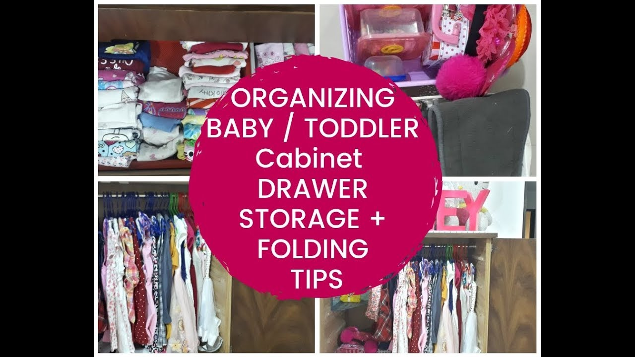 ORGANIZE WITH ME: BABY CABINET & DRAWERS / TODDLER + STORAGE IDEAS + TIPS | Philippines 9