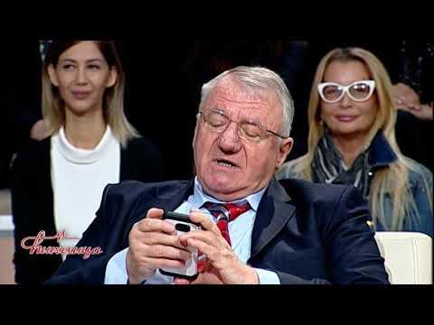 'CIRILICA': Seselj, Zahar i Era (TV Happy 01.01.2018)