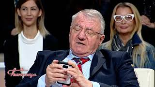 """CIRILICA"": Seselj, Zahar i Era (TV Happy 01.01.2018)"