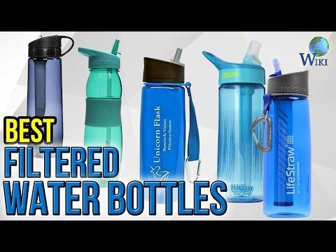 10 Best Filtered Water Bottles 2017