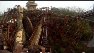ON RIDE Indiana Jones - Disneyland Paris 2012 [HD]