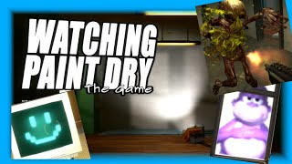 Watching Paint Dry: The Game | Not as simple as you think
