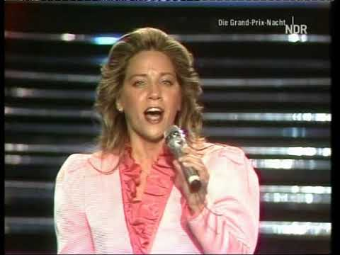 1983 Luxembourg: Corinne Hermès - Si la vie est cadeau (1st place @ Eurovision Song Contest/ Munich)