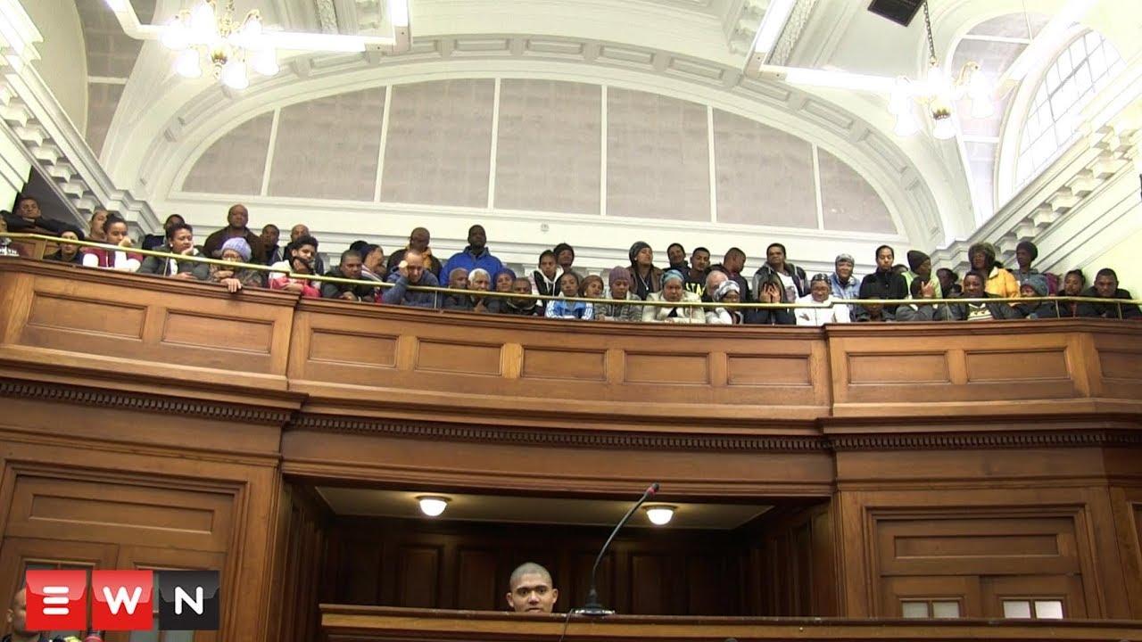 Cape Town serial killer handed four life sentences
