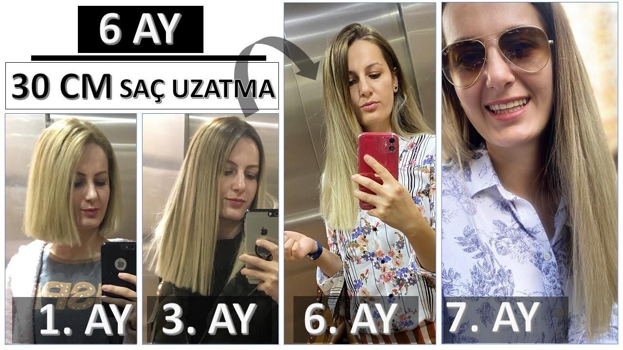 Saçlarımı Nasıl Hızlı Uzattım? | Kullandığım Ürünler