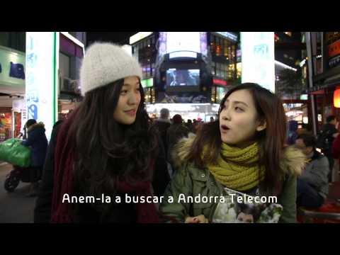 Andorra Telecom arriba a Taipei