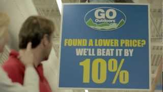 GO Outdoors Price Guarantee thumbnail