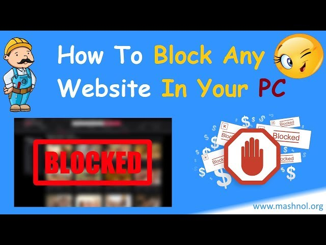 block websites win 10