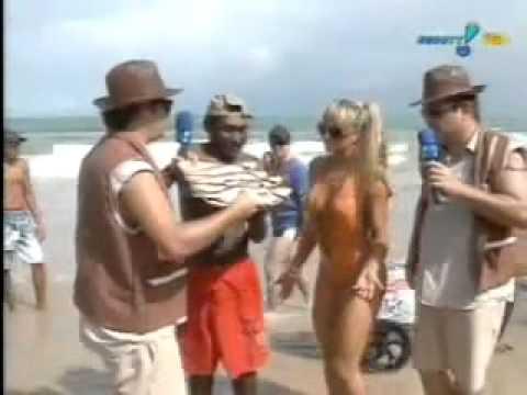 Pnico na TV   13032011   Vesgo e Bola   Em Busca da Panicat Sagrada.