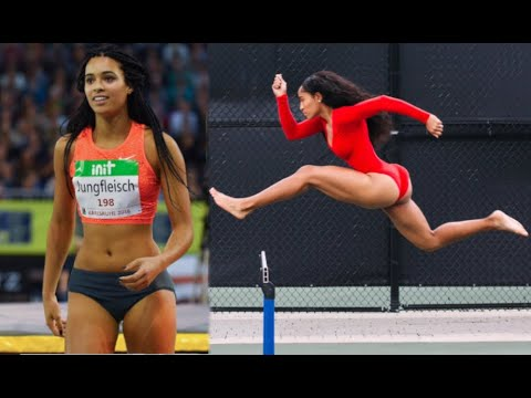 Track & Field Most Beautiful Women