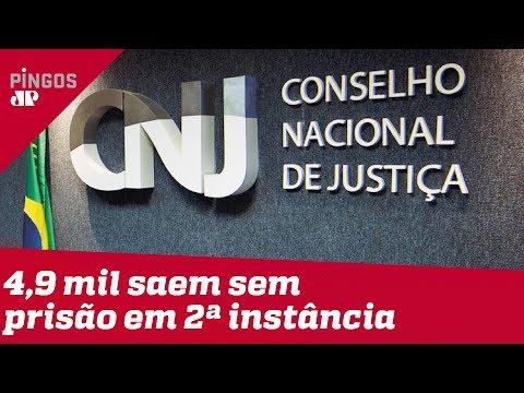 Decisão sobre prisão em 2ª instância afeta 4,9 mil presos, diz CNJ