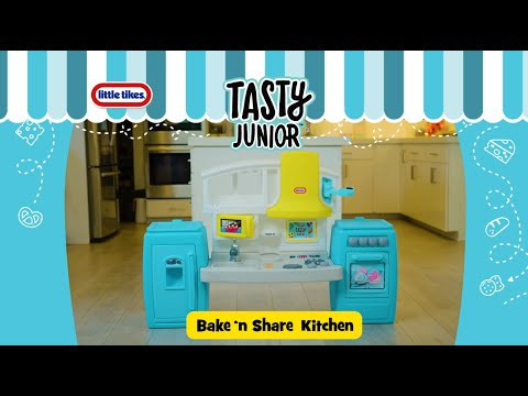 Little Tikes | Tasty Junior Bake 'n Share Kitchen Commercial