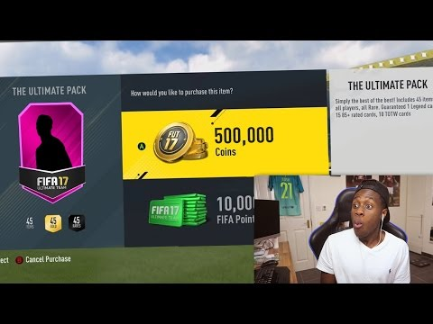 OMFGG!!! OPENING THE NEW 500K PACK !!! -...