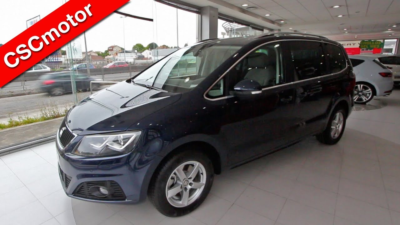 seat alhambra 2010 2017 revisi n en profundidad. Black Bedroom Furniture Sets. Home Design Ideas