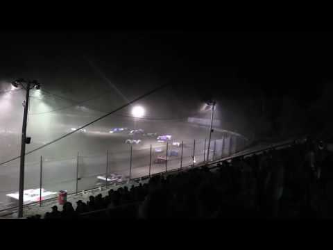 Hilltop Speedway STARS Late Model Feature 7-28-2016 - dirt track racing video image