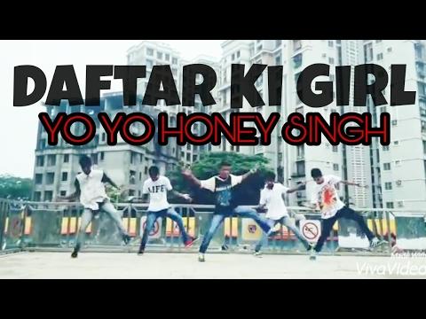 YO YO HONEY SINGH | Daftar ki girl lyrical...