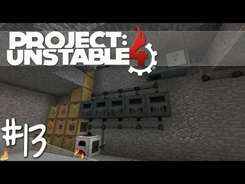 Project: Unstable [S4][#013][HD][Deutsch] EnderIO Travel Anchor und Stromorganisation