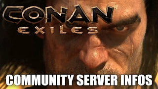 CONAN EXILES COMMUNITY SERVER DEUTSCH - POWERED BY GST thumbnail