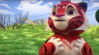 Лео и Тиг - трейлер нового мультфильма для детей