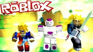 NOS ENFRENTAMOS A FREEZER | DRAGON BALL Z FINAL STAND | ROBLOX