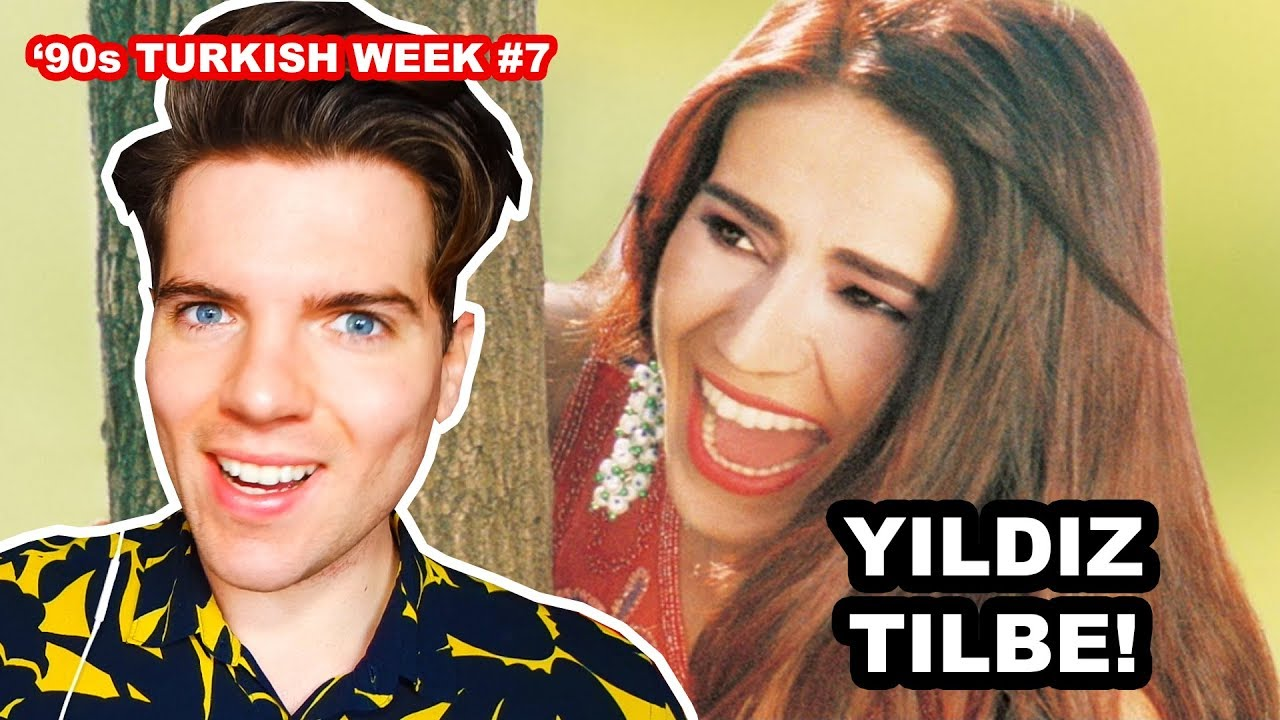 YILDIZ TILBE - YÜRÜ ANCA GIDERSIN | '90s TURKISH WEEK #7 | REACTION