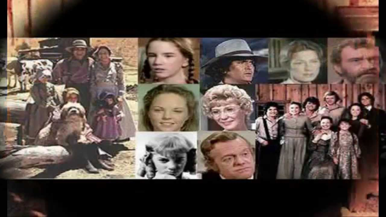 Little house on the prairie now and then youtube Cast of little house on the prairie now