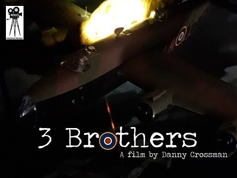 3 Brothers Documentary   Bomber Command 1944