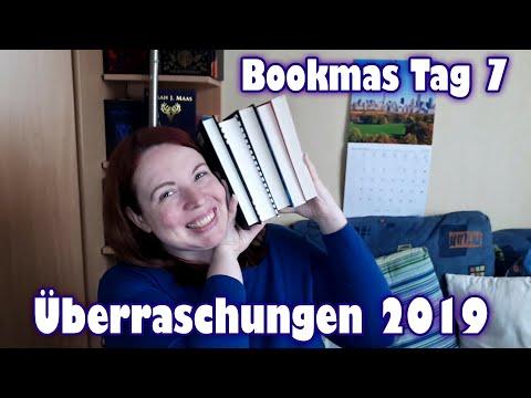 Diese Bücher haben mich 2019 überrascht - Bookmas Tag 7