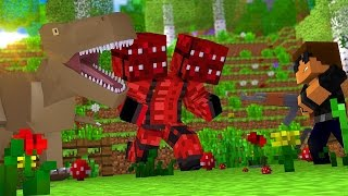GIANT MOBS MOD | Minecraft Mod Review
