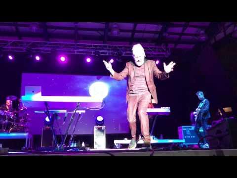 Howard Jones - What Is Love? • CMCU Amphitheater • Charlotte, NC •7/29/2017