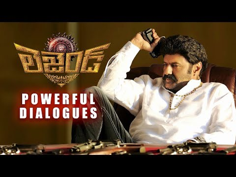 Legend Movie Powerful Dialogues - Jagapathi Babu Dialogue | Telugu Dialogues