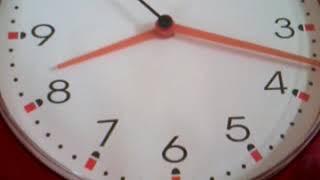 Relógio de parede atrasando o que pode ser ? e como resolver