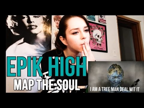 Epik High~ Map The Soul Worldwide Version MV Reaction 케이티