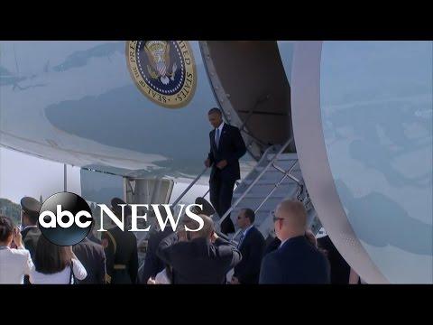Obama's Historic Visit to Laos