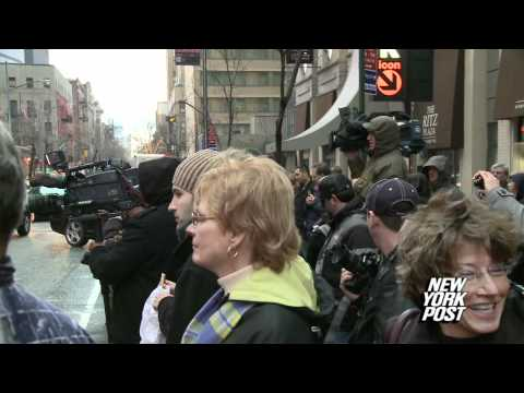 Broadway Wedding Bliss - New York Post