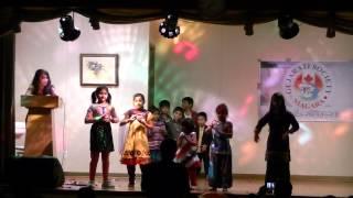 GUJARATI SOCIETY NIAGARA - KIDS DANCE - DIWALI 2013