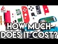 How Much Does Switch Cost To Make?? FIND OUT HERE!!
