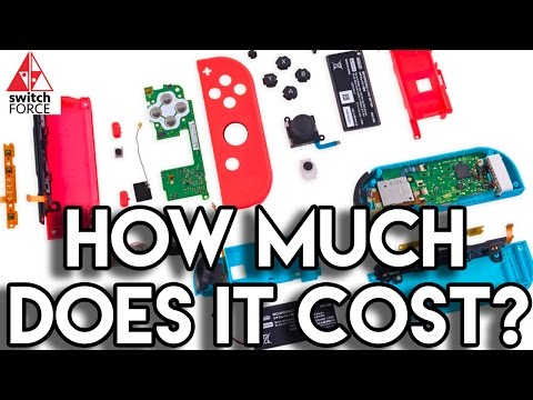 How Much Does Switch Cost To Make?? FIND OUT HERE!! - 동영상