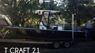 [UNAVAILABLE] Used 1978 T Craft 21 in Palmetto, Florida