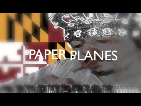 PAPER PLANES BY JOEY WHITE PROD.BY KOOMAN AND CHARLY B