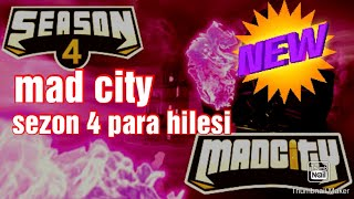 💎MAD CITY SEASON 4 MONEY AND LEVEL STORY !! 💎| Roblox Mad city | Roblox English