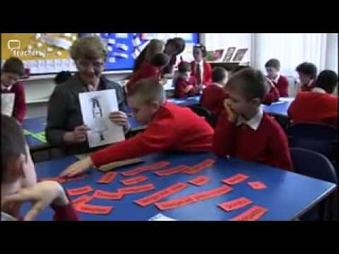 A teachers TV programme  Primary Languages  Speak to the world  Spanish