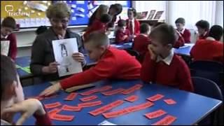 A teachers TV programme  Primary Languages  Speak to the world  Spanish
