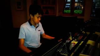 Rita Effendy : Selamat Jalan Kekasih - piano by Michael