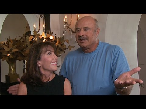Dr. Phil's Wife Robin Tears Up Over the Couple's Anniversary