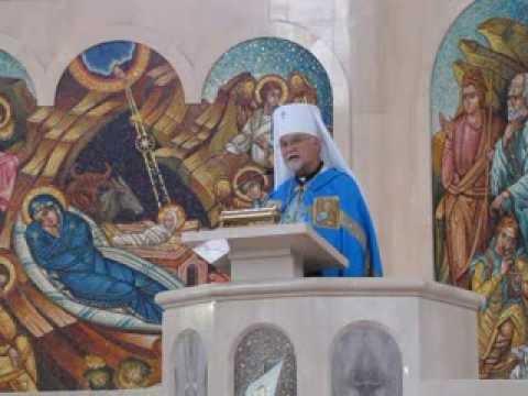 1 Prayer Service for Ukraine - Metropolitan-Archbishop Stefan Soroka's Greeting