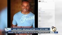 Longtime San Diego broadcaster C.S. Keys dies